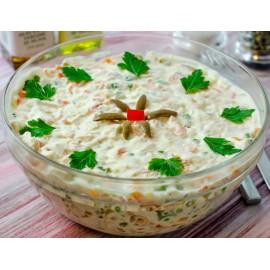 Salată de boeuf