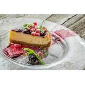 Cheesecake quarq cu fructe de pădure
