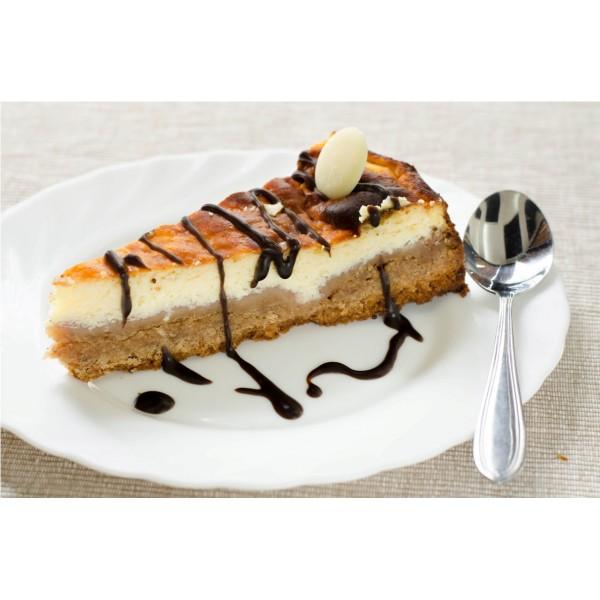 Cheesecake cu nucă