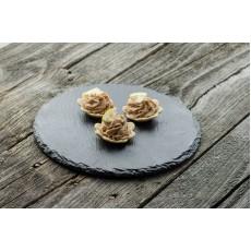 Tartină tonno cu germeni de ceapă
