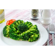 Broccoli la abur