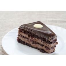 Tort cu ciocolată şi vişine