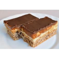 Prăjitură Snickers