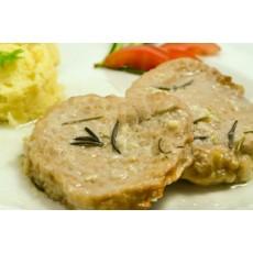 Cotlet de porc cu rozmarin și usturoi