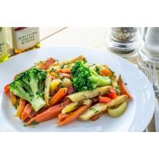 Wok de legume