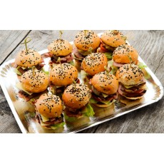 Platou mini Burger