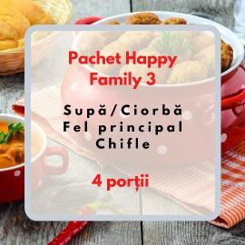 Pachet Happy Family 3