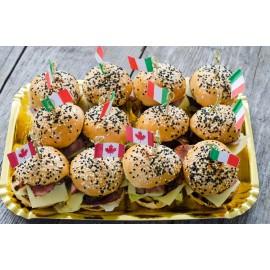 Platou Funny Kiddy Burgers