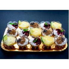 Platou Cheesecake Fresh Taste